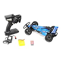 AOLI S535 RC Hobby Dune Buggy Car Toys 1/14 RTR 4WD Off Road ATV truck (Blue)