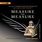 Measure for Measure: The Arkangel Shakespeare Hörspiel von William Shakespeare Gesprochen von: Simon Russell Beale, Roger Allam, Stella Gonet