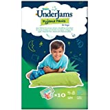 Pampers Underjams Boy (S/M) 4 x Packs of 10 Pants--40 Pants