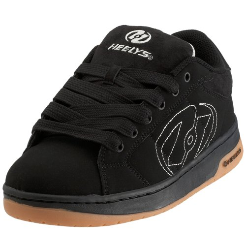 Heelys Atomic 7145-100 Black/Light Gray Uk9Regular