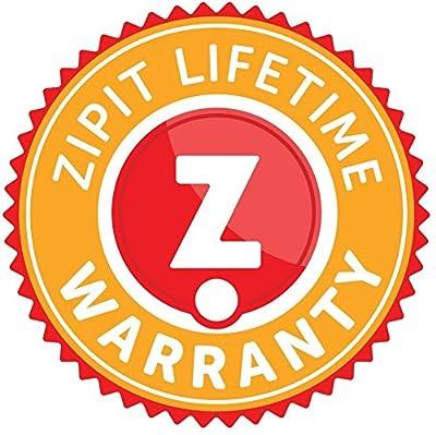 Zipit Twister Pencil Case (ZTE-4) by ZIPIT USA INC.