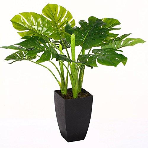 plante verte artificielle 77 cm avec pot les petites annonces gratuites