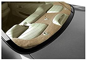 Coverking Custom Fit Dashcovers for Select Honda Civic Models - Poly Carpet (Beige)