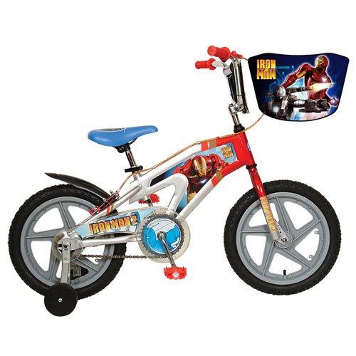 Iron-Man 2 Boy's Bike (16-Inch Wheels)