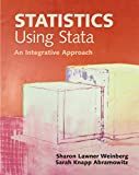 img - for Statistics Using Stata: An Integrative Approach book / textbook / text book