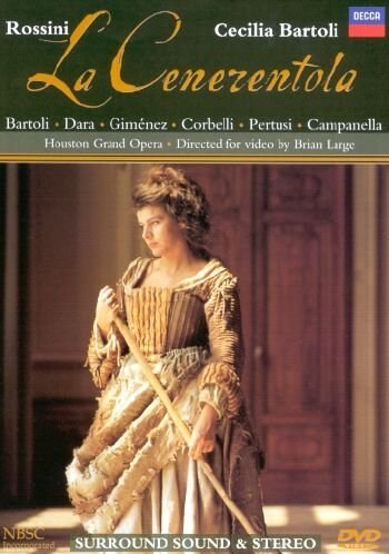 Rossini: La Cenerentola (Cinderella) -- Houston [DVD]