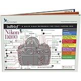 Nikon D800 inBrief Laminated Reference Card