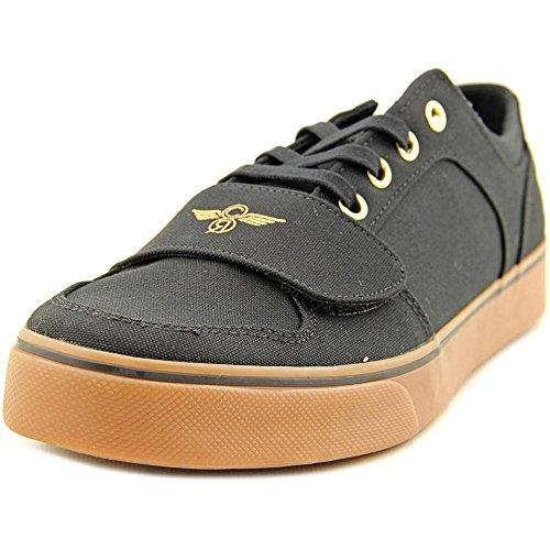 Creative Recreation Men's Cesario LO XVI Fashion Sneaker, Black Gum, 11.5 M US
