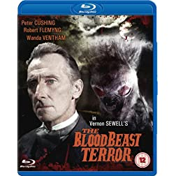 Blood Beast Terror [Blu-ray]