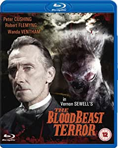Blood Beast Terror [Blu-ray] [Import anglais]