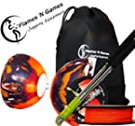 Radiant Diabolo Set (Orange/Violette/...