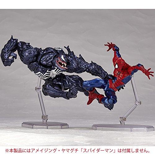 figure complex AMAZING YAMAGUCHI VENOM ヴェノム 約175mm ABS&PVC製 塗装済みアクションフィギュア リボルテック