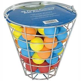Intech Range Bucket with 48 Balls