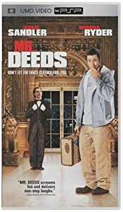 "Cover of ""Mr. Deeds [UMD for PSP]"""