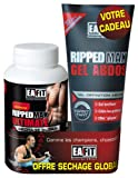 Ripped max ® ultimate + ripped max ® gel 120 comprimés