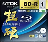 TDK Blu-ray Disc 1 Pack - 50GB 4X BD-R DL - Printable [2010 Version] (japan import)