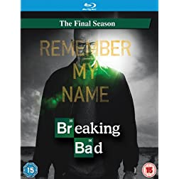 Breaking Bad-The Final Season [Blu-ray]