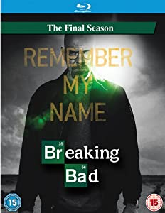 Breaking Bad-The Final Season [Blu-ray] by Imports