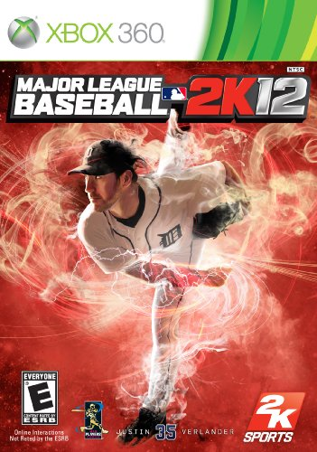 Major League Baseball 2K12 - Xbox 360 front-527236