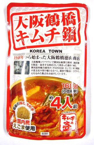キムチ鍋用スープ 160g(4人前)