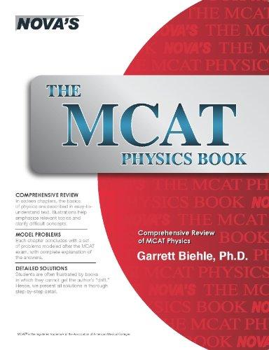 Garrett Biehle - The MCAT Physics Book