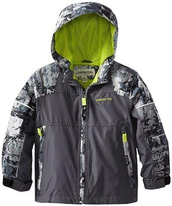 (新品)伦敦雾London Fog Boys 2-7 Parka儿童冬季棉服 两色$15.99