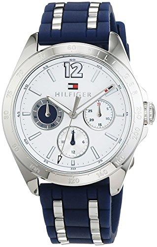 Tommy Hilfiger Damen-Armbanduhr Sophisticated Sport Analog Quarz Silikon 1781662 thumbnail