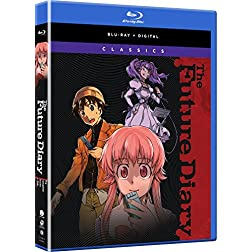 Future Diary: The Complete Series And Ova - Classics [Blu-ray]