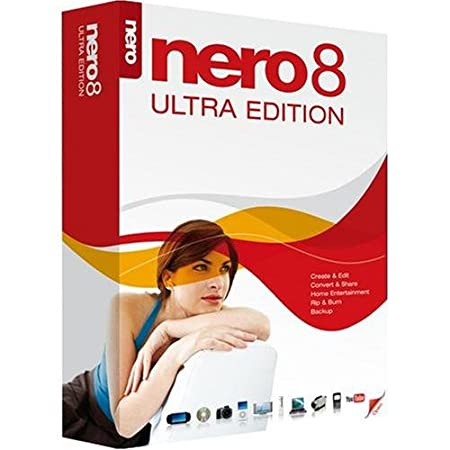 Nero 8 Ultra Edition [OLD VERSION]