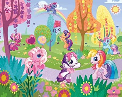 My Little Pony Childrens Wallpaper Mural