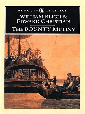 The Bounty Mutiny (Penguin Classics) PDF