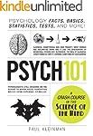 Psych 101: Psychology Facts, Basics,...