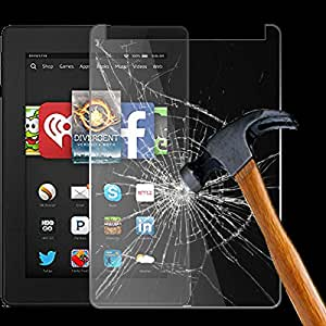 ECellStreet Tempered Glass Toughened Glass Screen Protector For Iball Slide Co-Mate