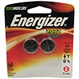 Eveready Lithium Batteries,3.0 Volt,For CR2032/DL2032/LF1/2V
