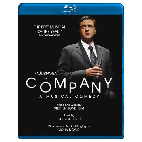 re: Company Gets Blu Ray Release
