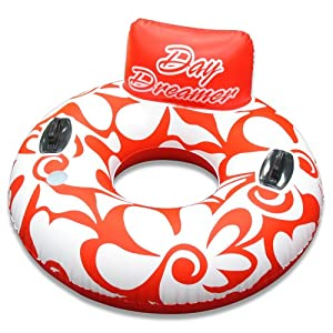 Poolmaster Day Dreamer Lounge - Red at Sears.com