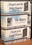 Maigret and the Hotel Majestic/The Watcher/Death of an Expert Witness (Mystery Set)