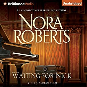 Waiting for Nick Audiobook