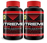 2-Absonutrix-Xtreme-Power-Formula-Powerful-Nitric-Oxide-Booster-Blend-120-Tablets-Xtreme-Strength-Xtreme-Endurance-Xtreme-Recovery-Time