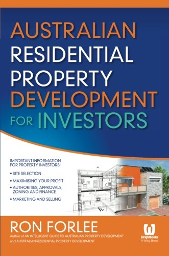 ebook: PDF⋙ Australian Residential Property Development for