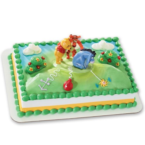 New Tail for Eeyore DecoSet Cake Decoration