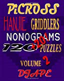 Picross, Hanjie, Griddlers, Nonograms: 120+20! Puzzles
