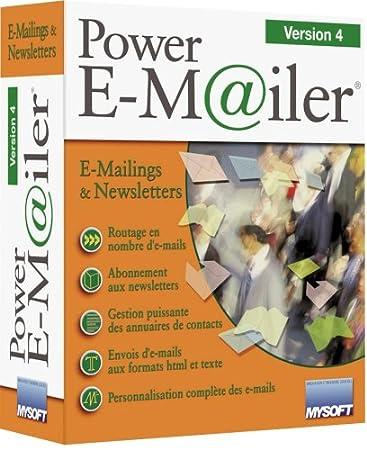 Power Emailer V4