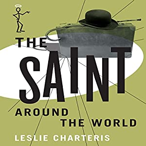 The Saint Around the World Audiobook