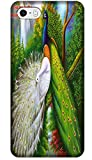 Apple Accessories Beautiful Peacock Cell Phone Cases Design Special For iPhone 5C No.9