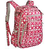 Ju-Ju-Be Be Right Back Backpack (Pink Pinwheels)