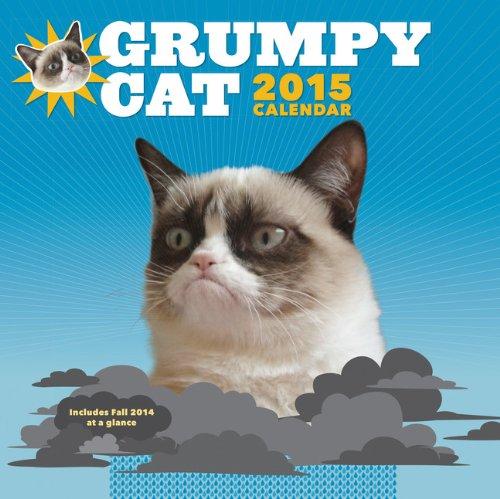 Grumpy Cat 2015 Calendar