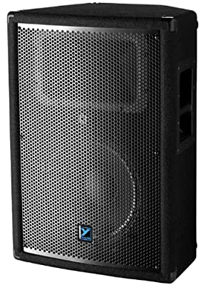 Yorkville YX12 Speaker 2 Way Passive 200 Watts 12 Inch Woofer 90 H x 40 V Dispersion 8 Ohms by Yorkville