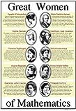 Great Women of Mathematics Poster