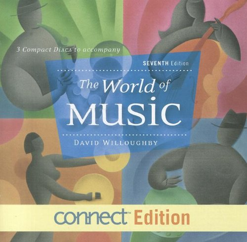 3-CD set for use with The World of Music